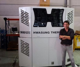 HWASUNG THERMO TRAILER SKADI 5