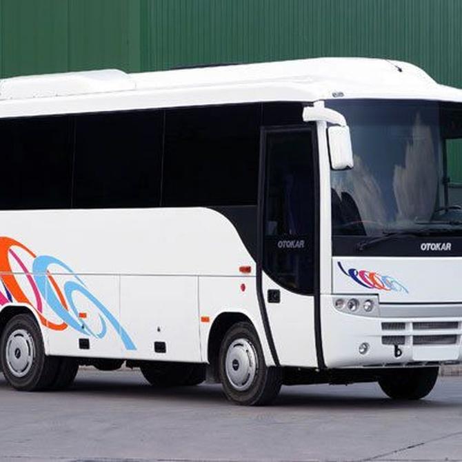 Conoce todas las ventajas de alquiler un autobús para eventos