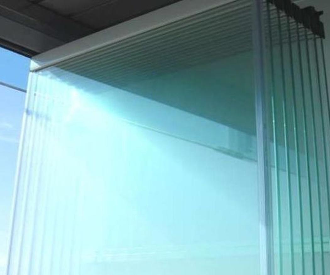 Ventajas de las cortinas de cristal
