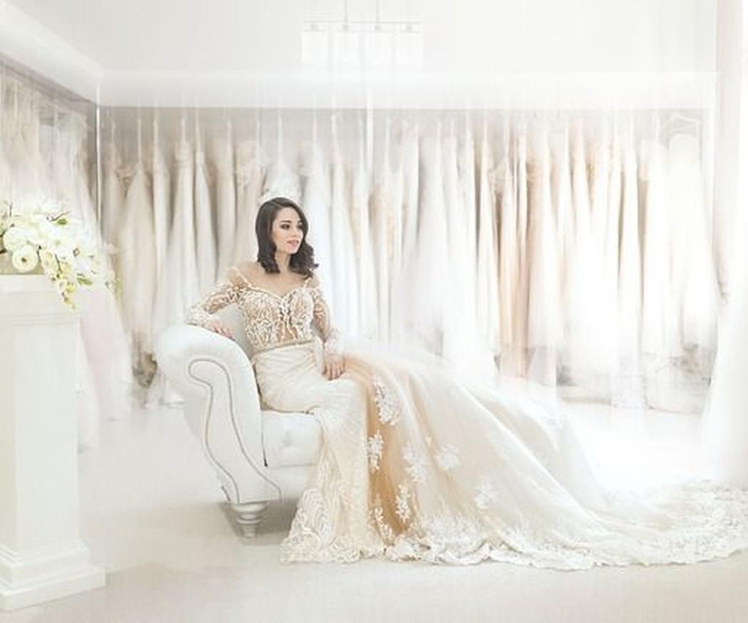 Tendencias en vestidos de novia para esta temporada