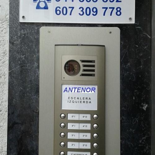 Instalación de videoporteros en Bilbao