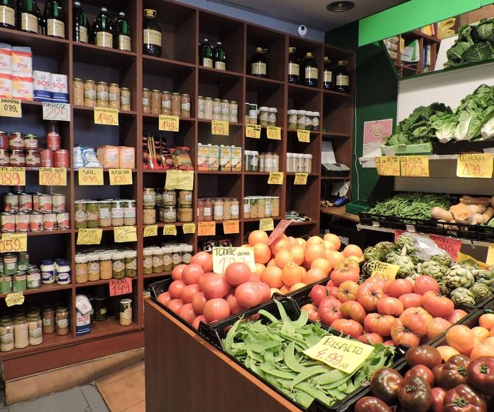 Frutería en la Romareda: Catálogo de Frutas Cester