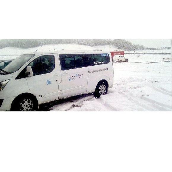 Servicios a empresas: Transporte de Taxis Colmenar Viejo