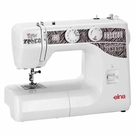 Máquina de coser Elna 1000 Sew Zebra: Productos de J. Pujol