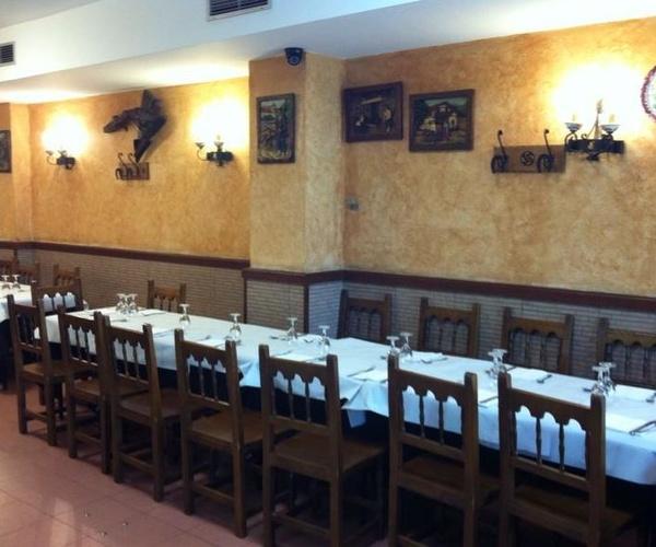Cocina vasca en Llodio | Bar Restaurante El Túnel