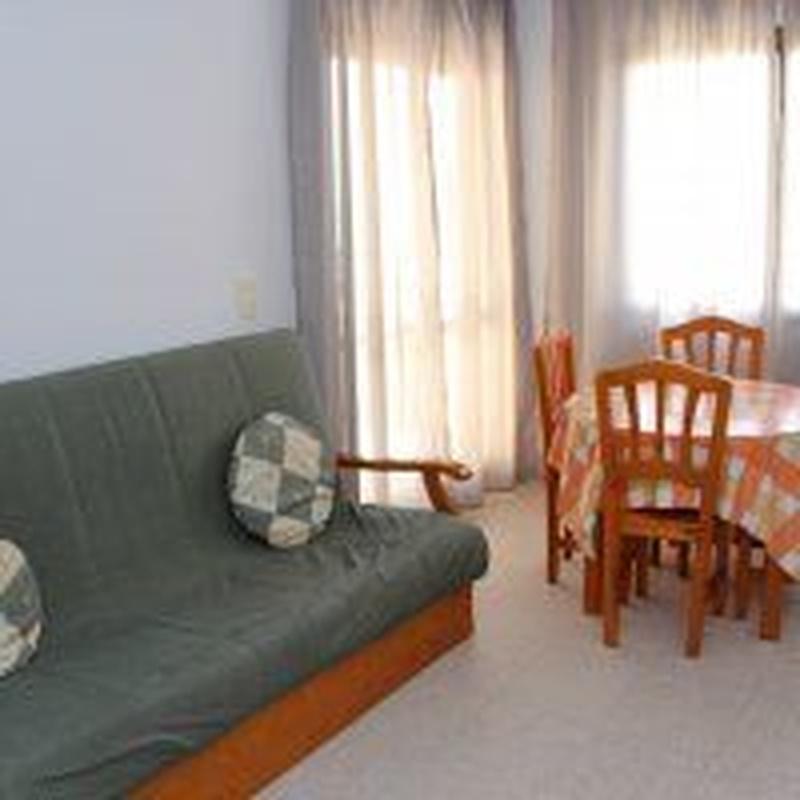 1 dormitorio: Nuestros Apartamentos de Apartamentos Florida II
