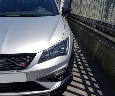 Seat Leon 5F Cupra - Forge Blowoff + K&N