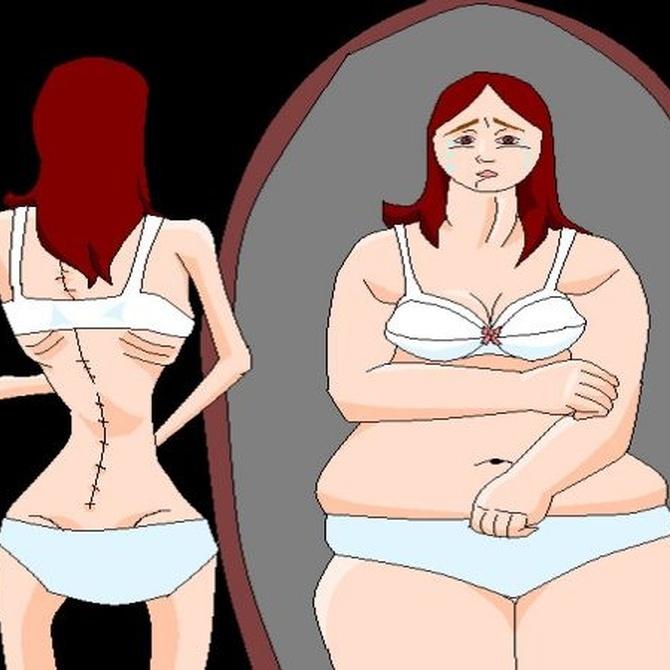 ¿Cómo detectar un problema de anorexia?
