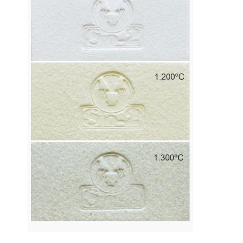 PRAF Refractaria blanca 0-0.5 mm: Servicios  de Alfarería Garmendia