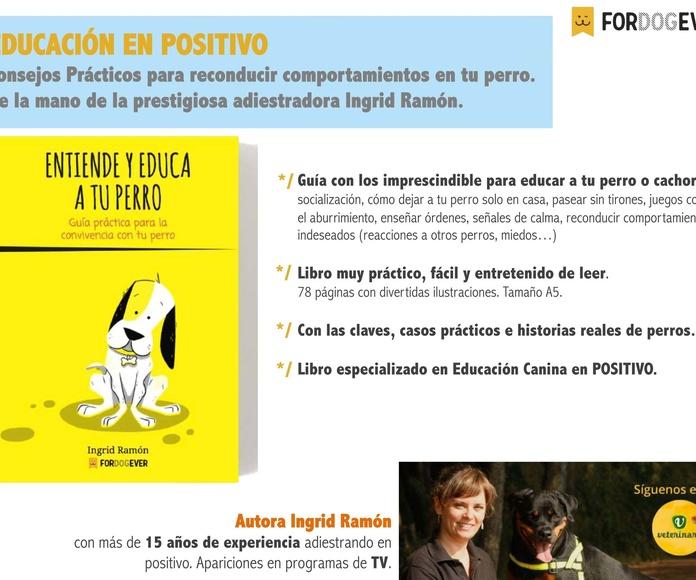 LIBRO EDUCATIVO PARA ENTENDER A TU AMIGO PELUDO