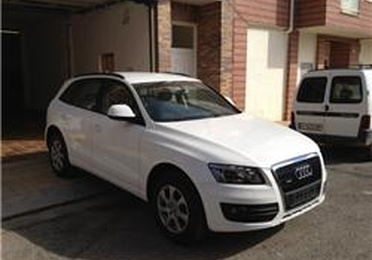 Audi Q5 2.0TDI Quattro DPF
