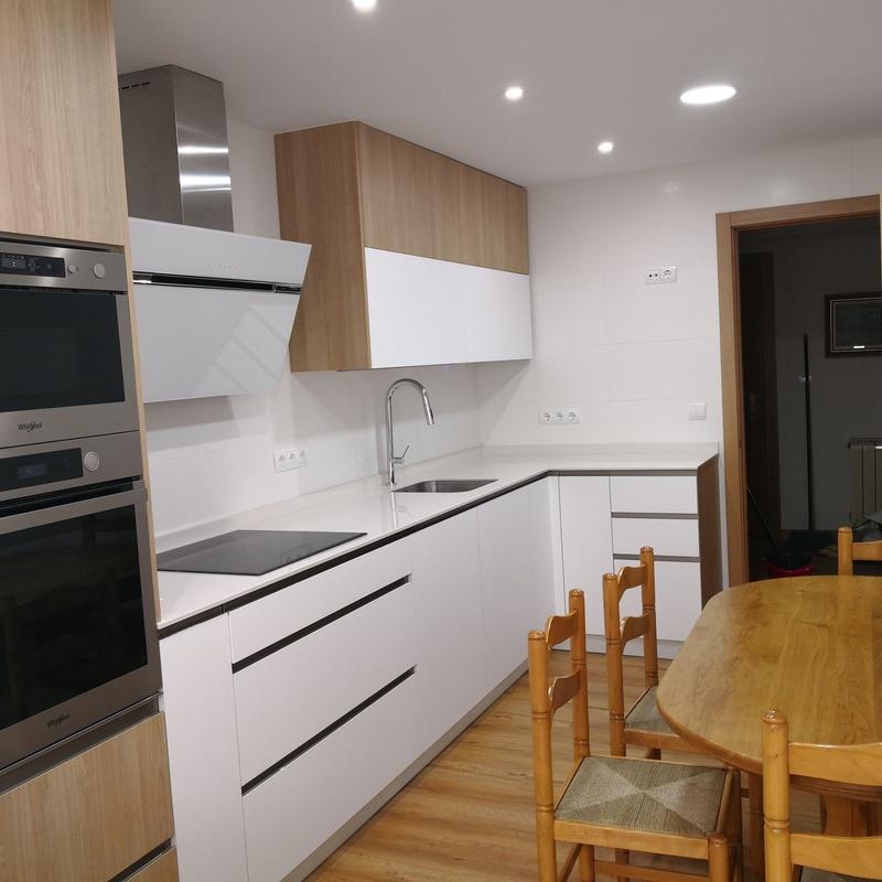 Muebles de cocina y de baño: Servicios de Espacios La Encina