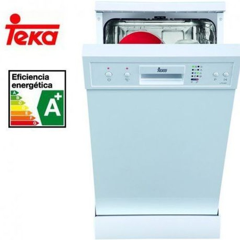 LAVAVAJILLAS TEKA LP8 400 6/P. 45/CM BLANCO 9/C. A+/A ---249€: Productos y Ofertas de Don Electrodomésticos Tienda online