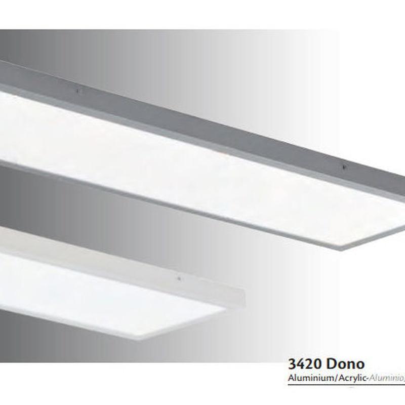 Plafón LED DONO 52,8 W: Productos de Mercurio Alumbrado