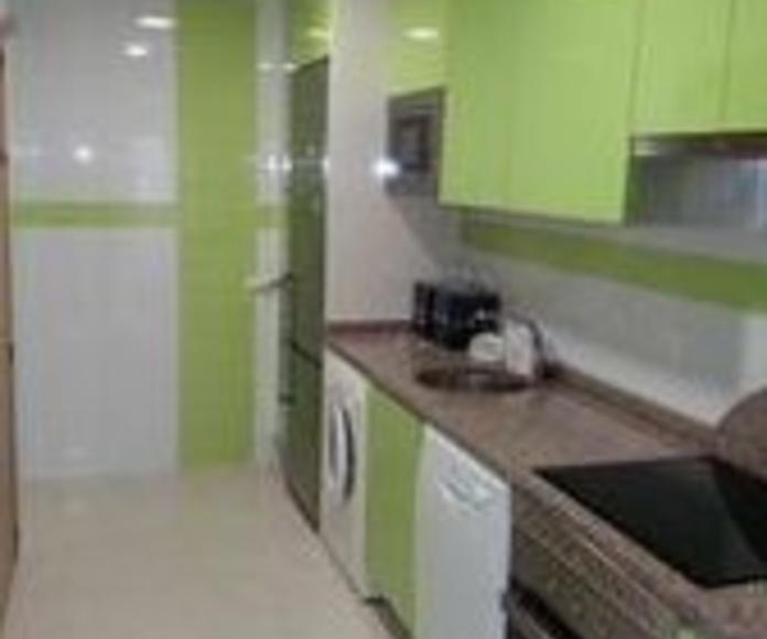 Muebles de cocina en Alcobendas