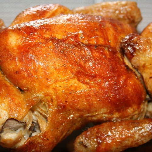 Pollo asado para llevar Málaga