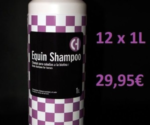 Lote 12 Equin Shampoo 1L