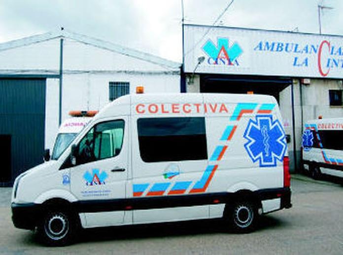Servicio de ambulancia Huelva
