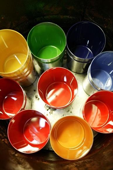 Esmaltes y barnices: Trabajos de Pinturas Guadaño