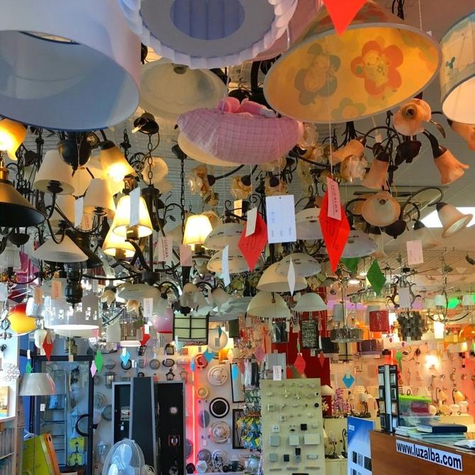 Ideas de decoración con luces led