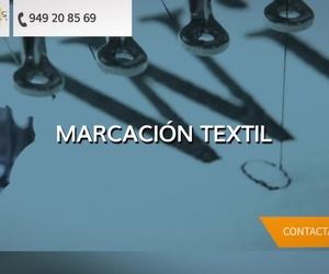 Bordado publicitario en Madrid centro | Bordado Industrial Arco Iris