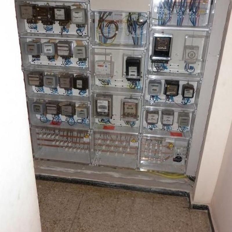instalaciones eléctricas Gijón