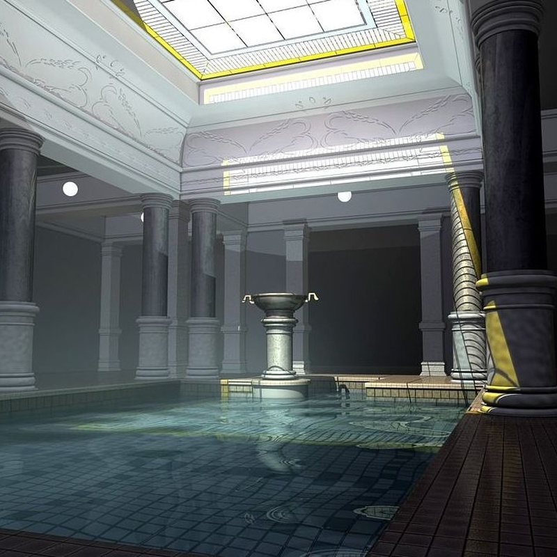 Aislamiento de piscinas