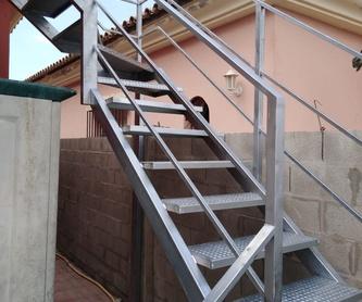 Porches: Nuestros servicios de Cerrajería Inox Las Salinas