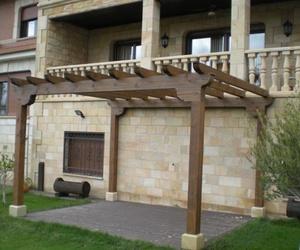 El uso de maderas en exteriores