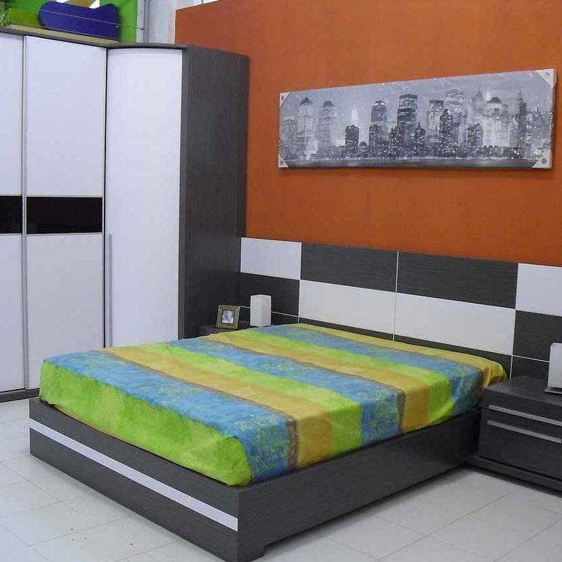 Dormitorio Md.Centola: Catálogo de GLK ALTZARIAK