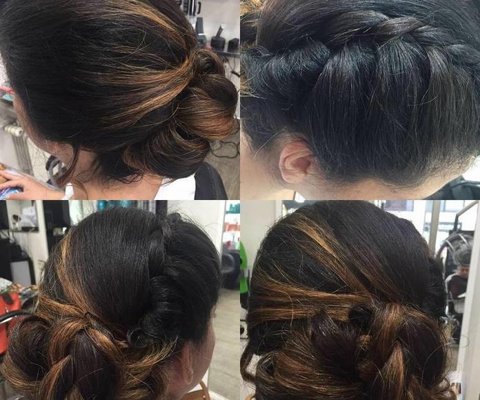Novias y eventos especiales: Servicios de Alonzo peluqueros   peluquería en plaza mayor