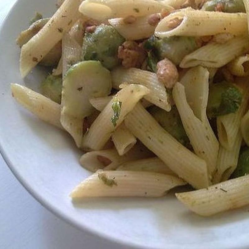 Penne (Macarrones): Carta restaurantes   de Teletrusco