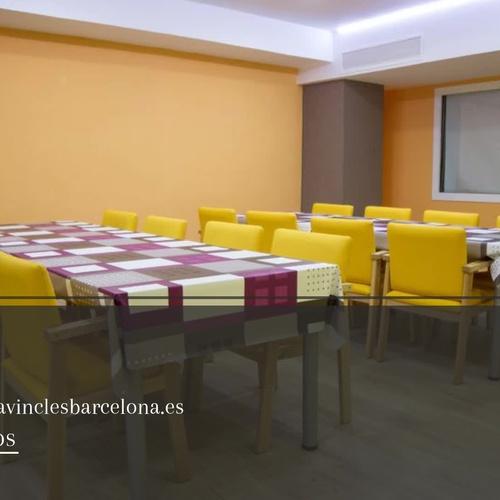 Centro de día para mayores en Eixample, Barcelona: Vincles