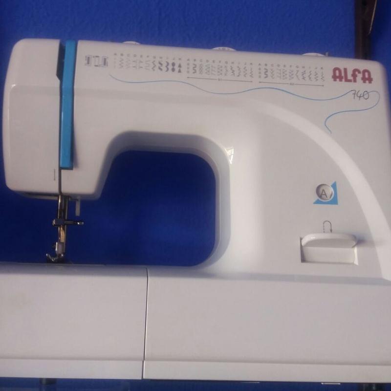 Alfa: Servicios de Máquinas de coser JV