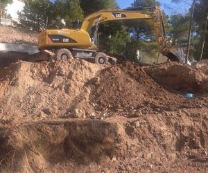 Empresa especializada en la construcción de cimentaciones especiales en Murcia