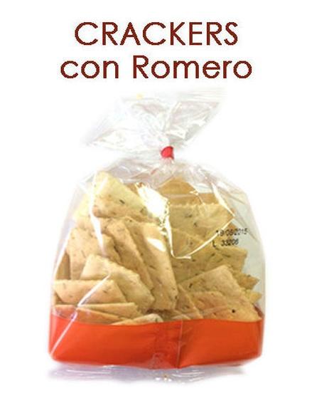 CRACKER con ROMERO: Productos y servicios de Pausa Proyectos y Distribución S.L.