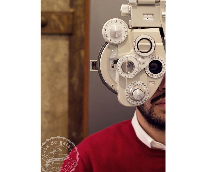 Prevención y corrección visual: Servicios de Casa de Gafas