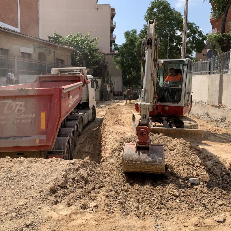 Excavaciones: Servicios de D. B. Excavacions