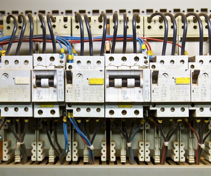 Concentración de contadores: Productos y servicios de Electricidad Jesma