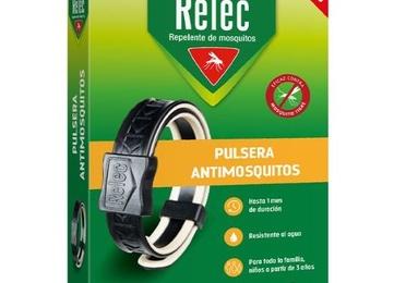 Relec Pulsera Repel·lent de mosquits