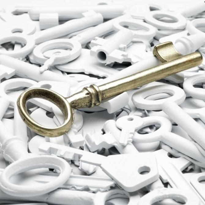 ¿Cómo funciona una llave maestra?