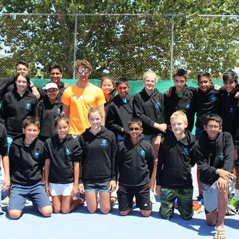 Grupos: Programas de Equelite - Juan Carlos Ferrero Sport Academy