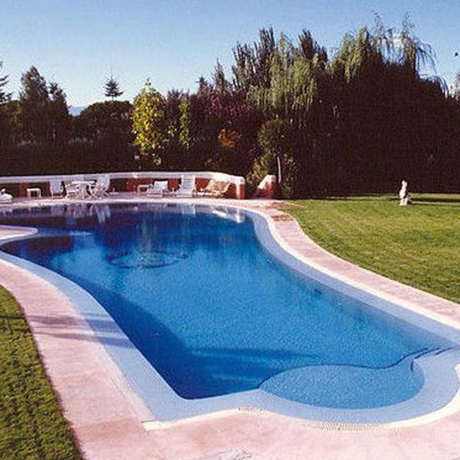 ¿Cuál es la mejor ubicación para una piscina?
