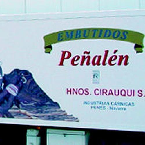 Venta de jamones en Navarra | Embutidos Peñalén