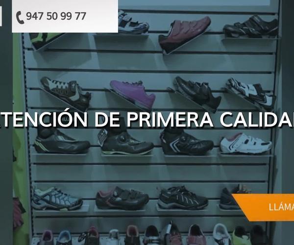 Tiendas de bicicletas en Burgos