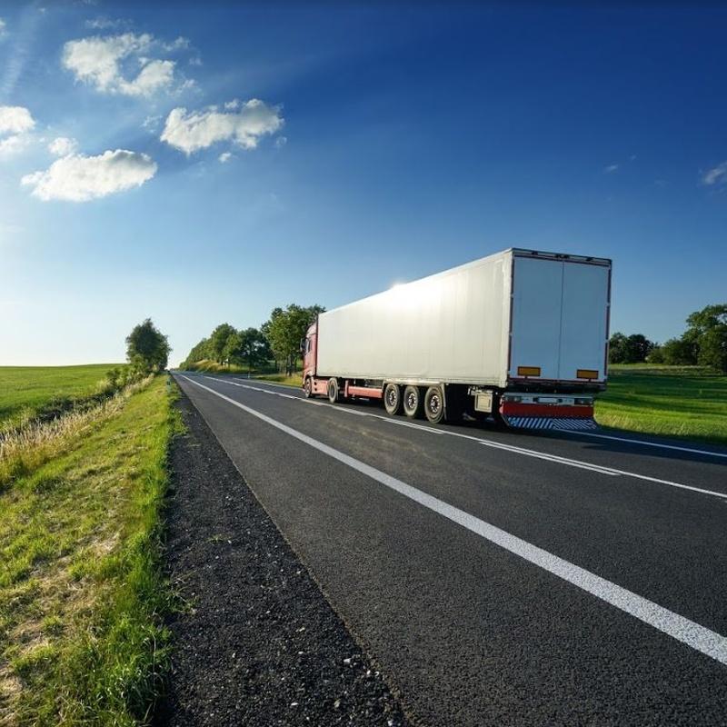 Transporte TFL. Transporte de cargas completas y grupajes: Servicios de Suso Transporte y Logística Internacional, S.L.