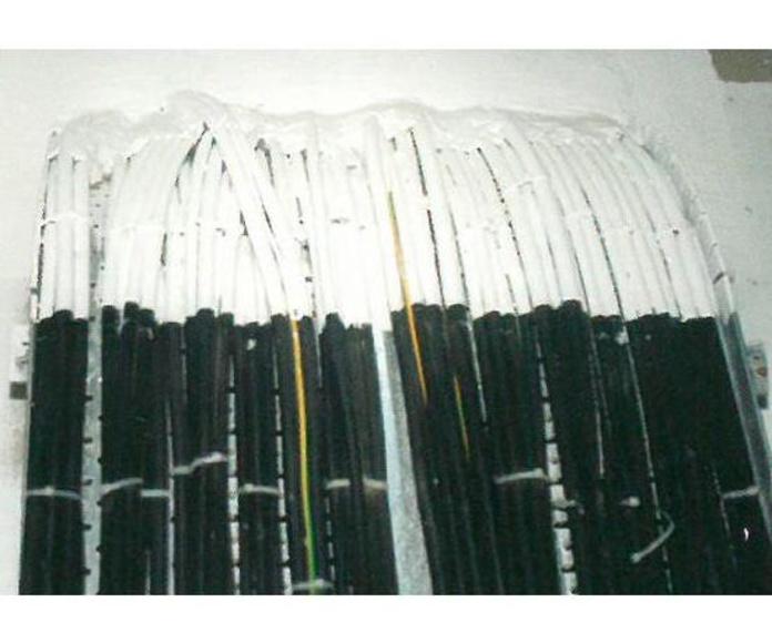 Sellado de penetraciones: Productos y Servicios de Isospray Levante