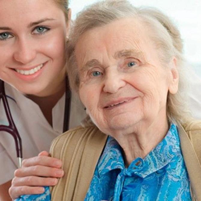 Cualidades de un auxiliar de geriatría