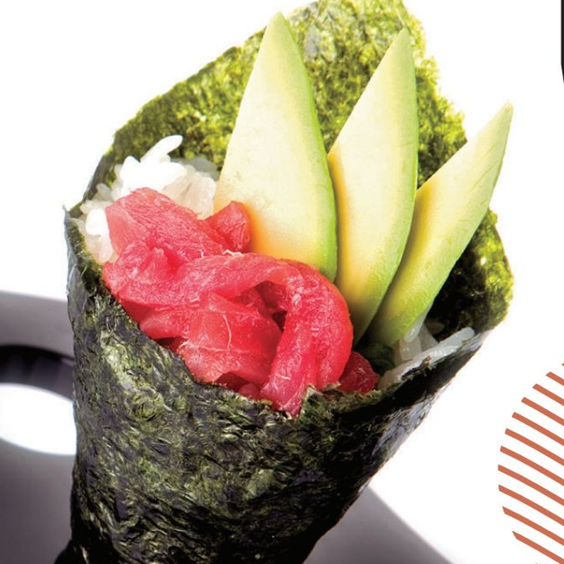 Temaki (Cones): Menu and menu of the day de Kibera Senses
