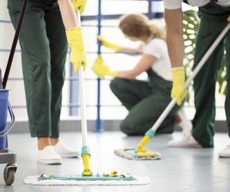 Limpiezas y mantenimientos: Servicios de Limpiezas Julker, S.L.